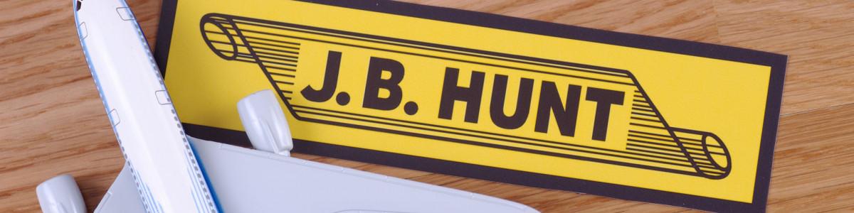 J.B. Hunt cover
