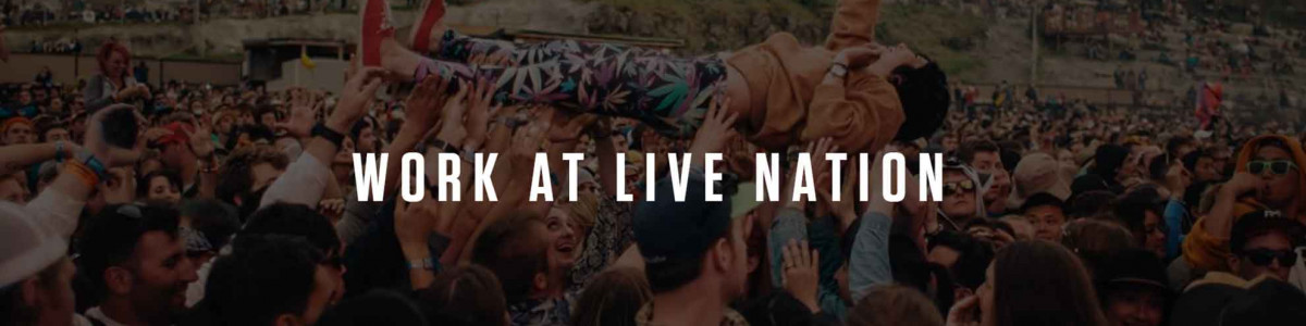 Live Nation Entertainment cover