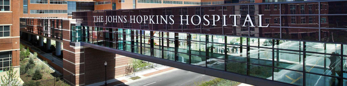 The John Hopkins Health System cover